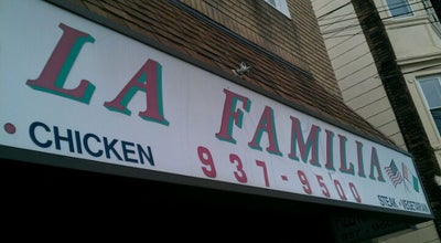 Photo of Pizza Place La Familia at 160 Easton Ave, New Brunswick, NJ 08901, United States