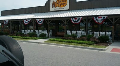 Photo of American Restaurant Cracker Barrel Old Country Store at 3212 Nc 87 Hwy South Hwy. 87 & Hwy. 421, Sanford, NC 27330, United States
