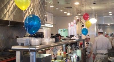 Photo of Diner Johnny Rockets at 134 Washington St, Hoboken, NJ 07030, United States