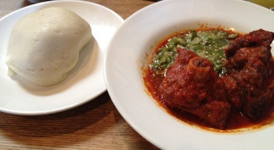 Photo of African Restaurant Buka at 946 Fulton St, Brooklyn, NY 11238, United States