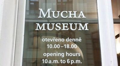 Photo of Art Museum Muchovo muzeum | Mucha Museum at Panská 7, Praha 110 00, Czech Republic