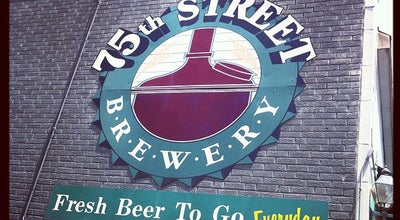 Photo of Brewery 75th Street Brewery at 520 W 75th St, Kansas City, MO 64114, United States