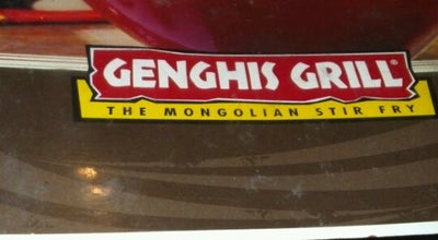 Photo of Asian Restaurant Genghis Grill at 4517 N Midkiff Rd, Midland, TX 79705, United States
