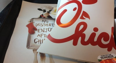 Photo of Fried Chicken Joint Chick-fil-A at 7010 Youree Dr, Shreveport, LA 71105, United States
