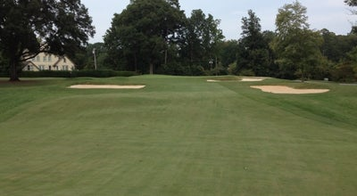 Photo of Golf Course Myers Park Country Club at 2415 Roswell Ave, Charlotte, NC 28209, United States