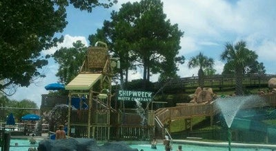 Photo of Water Park Shipwreck Island at 12201 Hutchison Blvd, Panama City Beach, FL 32407, United States