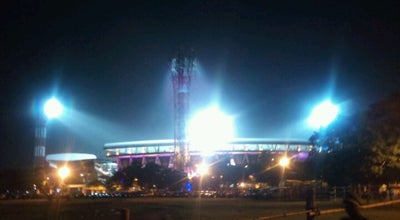 Photo of Cricket Ground Eden Garden at Kolkata, India