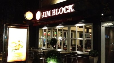 Photo of Burger Joint Jim Block at Fuhlsbüttler Str. 165, Barmbek 22307, Germany