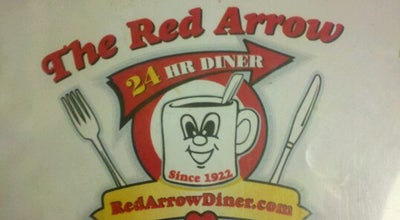 Photo of Diner Red Arrow Diner at 63 Union Sq, Milford, NH 03055, United States