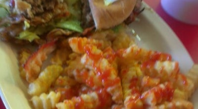 Photo of American Restaurant Hamburger Inn at 598 N Yarbrough Dr, El Paso, TX 79915, United States