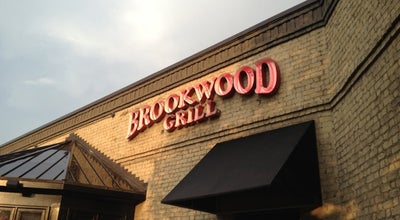 Photo of American Restaurant Brookwood Grill at 880 Holcomb Bridge Rd, Roswell, GA 30076, United States