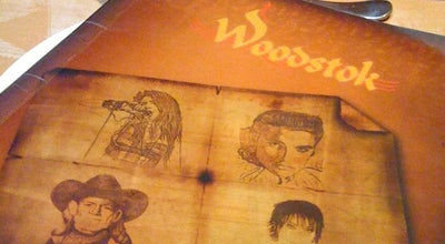 Photo of Steakhouse The Woodstok at 3777 Domlur Service Road, Indiranagar 2nd Stage, Bengaluru 560038, India