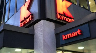 Photo of Discount Store K-Mart at 430 7th Ave, New York, NY 10001, United States