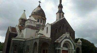 Photo of Church Sacré Coeur de Balata at Route De Balata, Fort-de-France 97200, Martinique
