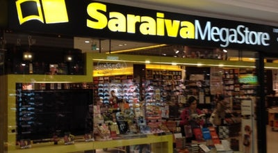 Photo of Bookstore Saraiva MegaStore at Shopping Pátio Paulista, São Paulo 01327-900, Brazil
