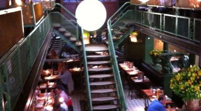 Photo of French Restaurant La Quincaillerie at Edelknaapstraat 45 Rue Du Page, Ixelles / Elsene 1050, Belgium