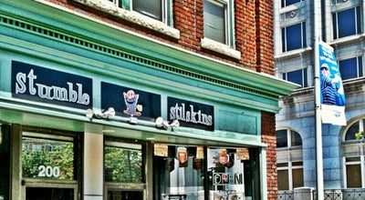 Photo of Bar Stumble Stilskins at 202 W Market St, Greensboro, NC 27401, United States