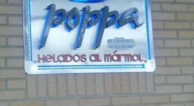 Photo of Ice Cream Shop Poppa at Urb. El Viñedo, Valencia 2001, Venezuela