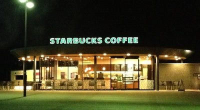 Photo of Coffee Shop Starbucks Coffee 三木SA(下り線)店 at 加佐湯谷1142, 三木市 673-0402, Japan