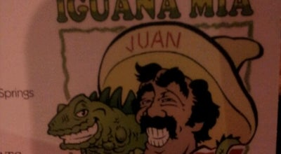 Photo of Mexican Restaurant Iguana Mia at 28051 S Tamiami Trl, Bonita Springs, FL 34134, United States