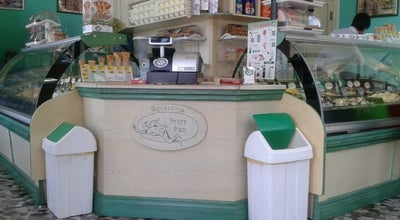 Photo of Ice Cream Shop Peter Pan at Via Roma, 1, Cagliari, Italy