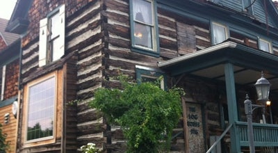 Photo of American Restaurant Log House 1776 at 520 E Main St, Wytheville, VA 24382, United States