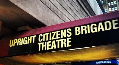 Photo of Nightclub Upright Citizen's Brigade at 163 W 23rd St, New York, NY 10001, United States