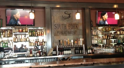 Photo of American Restaurant South Fork Public House at 1680 S Grand Ave, Pullman, WA 99163, United States