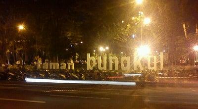 Photo of Park Taman Bungkul at Jl. Raya Darmo, Surabaya 60241, Indonesia