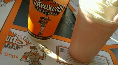 Photo of Burger Joint Stewarts Rootbeer at 2901 Boardwalk, Wildwood, NJ 08260, United States