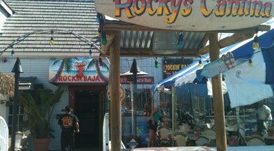 Photo of Mexican Restaurant Rockin' Baja Lobster - Oceanside Harbor at 258 Harbor Dr S, Oceanside, CA 92054, United States
