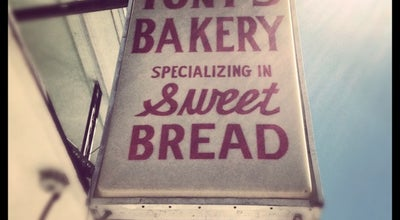 Photo of Bakery Tony's Bakery at 196 Columbia St, Fall River, MA 02721, United States