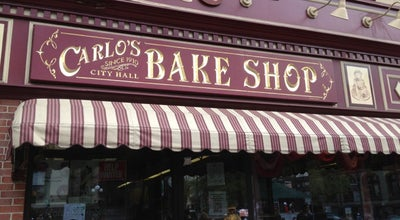 Photo of Bakery Carlo's Bake Shop at 95 Washington St, Hoboken, NJ 07030, United States