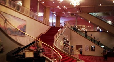 Photo of Theater 宝塚大劇場 (Takarazuka Grand Theater) at 栄町1-1-57, 宝塚市 665-8558, Japan