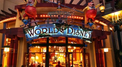 Photo of Toy / Game Store World of Disney at 1580 S Disneyland Dr, Anaheim, CA 92802, United States