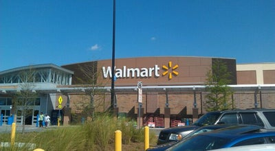 Photo of Big Box Store Walmart Supercenter at 14030 Abercorn St, Savannah, GA 31419, United States