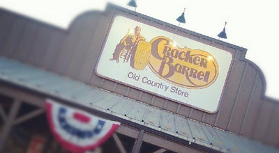 Photo of American Restaurant Cracker Barrel Old Country Store at 6643 Transit Road I-90 & Sr 78, Williamsville, NY 14221, United States