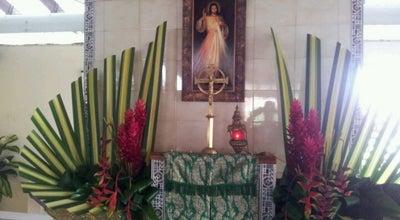 Photo of Church Eglise de Coridon at Avenue Coridon, Fort-de-France 97200, Martinique