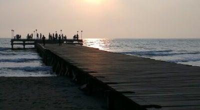 Photo of Beach Pantai Akkarena at Jalan Metro Tanjung Bunga, Makassar 93121, Indonesia