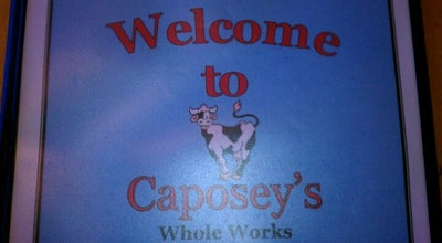 Photo of Diner Caposey's Whole Works at 5250 Green Key Rd, New Port Richey, FL 34652, United States