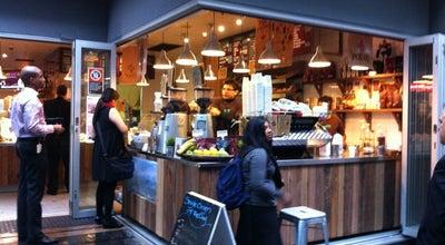 Photo of Cafe Nook Urban Fresh Bar at 83 Clarence St., Sydney, NS 2000, Australia