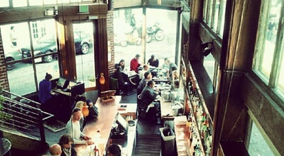 Photo of New American Restaurant Zuni Cafe at 1658 Market St, San Francisco, CA 94102, United States