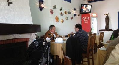 Photo of Seafood Restaurant O Arrastão at Praça Dos Moinhos, Alcochete 2890-166, Portugal