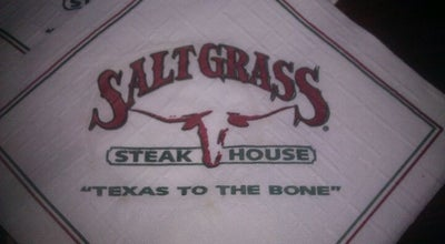 Photo of Steakhouse Saltgrass Steak House at 20090 Highway 59 N, Humble, TX 77338, United States