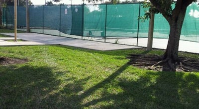 Photo of Park Miramar/Silver Lakes Tennis Complex at United States