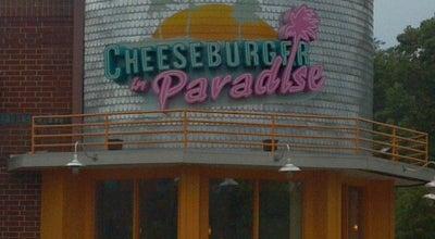 Photo of Burger Joint Cheeseburger in Paradise - Pasadena, MD at 8026 Ritchie Hwy, Pasadena, MD 21122, United States