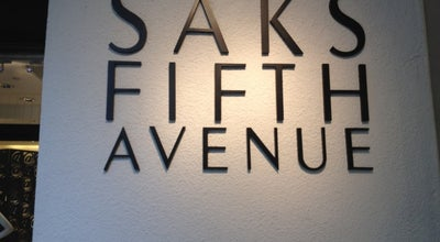 Photo of Department Store Saks Fifth Avenue at 9700 Collins Avenue, Bal Harbour, FL 33154, United States