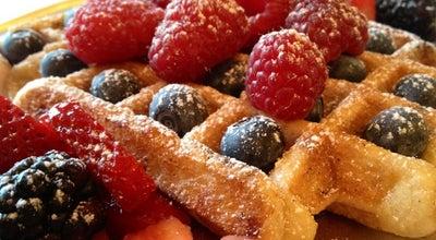 Photo of Breakfast Spot Zinneken's at 1154 Massachusetts Ave, Cambridge, MA 02138, United States