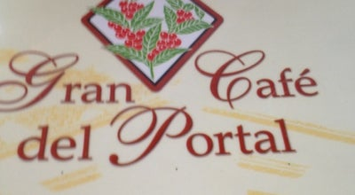 Photo of Cafe Gran Cafe Del Portal at Av Independencia 1087, Veracruz 91700, Mexico