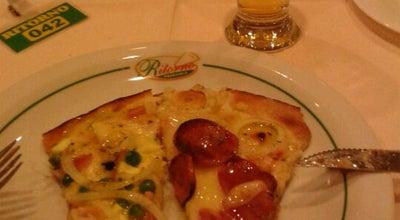 Photo of Pizza Place Ritorno Pizzaria at R. Cel. Francisco De A. Coutinho, 119, Campinas, Brazil
